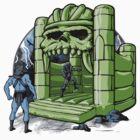 Grayskull Jumper by Griggitee