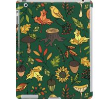 Bright autumn iPad Case/Skin