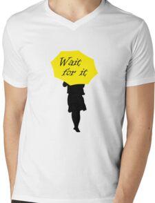 Wait for it Mens V-Neck T-Shirt