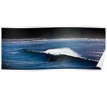 Bondi Beach - Diffraction Poster