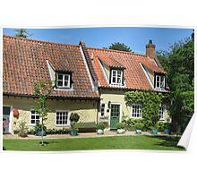 Walsingham Cottages Poster