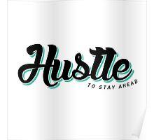 HUSTLE. Poster