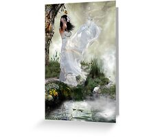 Was it all just a dream. Greeting Card