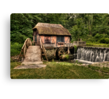 Gomez Mill Canvas Print