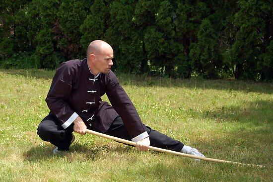 Yin Shou Gun - Shaolin Staff