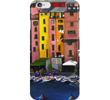 Italian Coast 1 iPhone Case/Skin