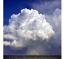 Rainbows... Photographic Print
