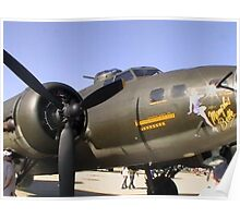 The Lady Called Memphis Belle Poster