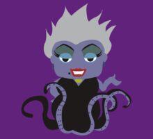 Chibi Ursula  by Minette Wasserman