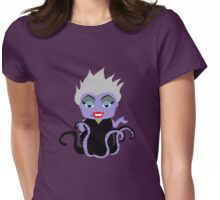 Chibi Ursula  Womens Fitted T-Shirt