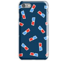 3D Glasses iPhone Case/Skin