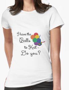 Balls 2 knit- Rainbow T-Shirt