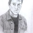 Benjamin Burnley Portrait by SoCold