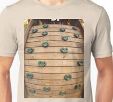 Wooden tool for climbing on the playground Unisex T-Shirt