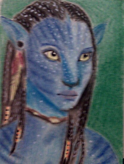 Avatar - Neytiri by SoCold