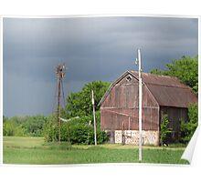 windmill Poster