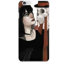 Death will never do us part  iPhone Case/Skin