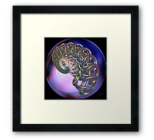 It Came To Me In A Dream Framed Print