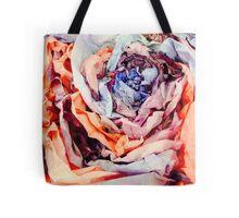 Rose Sculpture Tote Bag