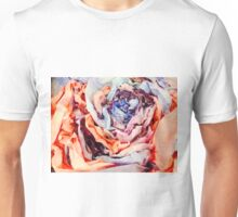 Rose Sculpture Unisex T-Shirt