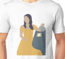 Belle Once Upon A Time Unisex T-Shirt