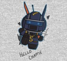 Chappie t shirt, iphone case & more Baby Tee