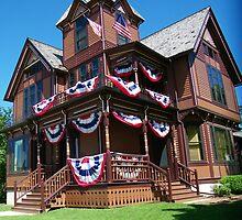 H.C. Timm House by Tiffany Rach