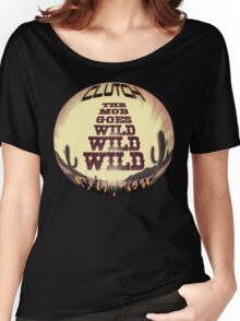 Clutch ~ The Mob Goes Wild Women's Relaxed Fit T-Shirt