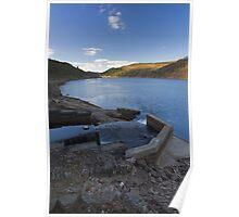 Derwent Reservoir Poster