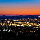 Albuquerque Sunset - Print by Mark Podger