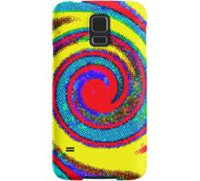 Whirlpool of the Retro Samsung Galaxy Case/Skin