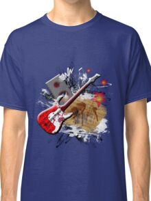 Rock Guitar Classic T-Shirt