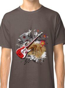 Rock Guitar Classic T-Shirt