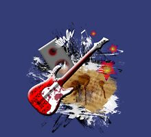 Rock Guitar Unisex T-Shirt