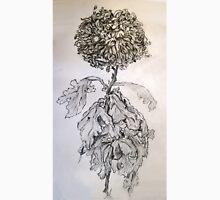 Chrysanthemum after Piet Mondrian Unisex T-Shirt