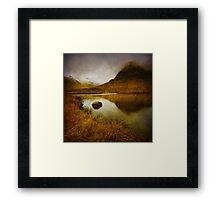 Glencoe Framed Print