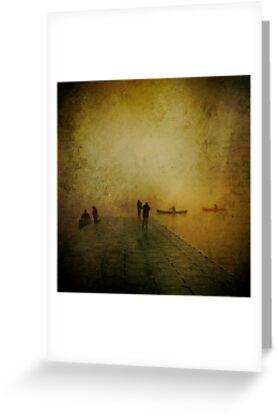 A Foggy Afternoon by Lynn Benson
