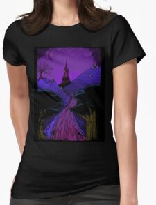 The Spire Womens Fitted T-Shirt