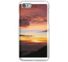 Volcanic Sunrise iPhone Case/Skin