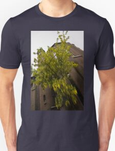 Beautiful Golden Chain Tree in Full Bloom T-Shirt
