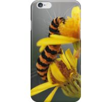 Yellow and stripes iPhone Case/Skin