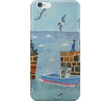 Bringing Home The Catch iPhone Case/Skin