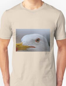 seagull posing for the photographer Unisex T-Shirt
