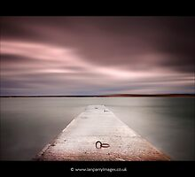 Beadnell Harbour  by Ian Parry