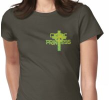 Celtic Princess Womens Fitted T-Shirt