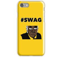 #Swag L Jackson iPhone Case/Skin