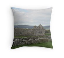 Ireland of the past Throw Pillow