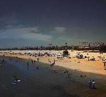 Seal Beach by zzsuzsa