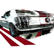 65 Mustang by scat53