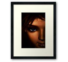 phan'tasm Framed Print